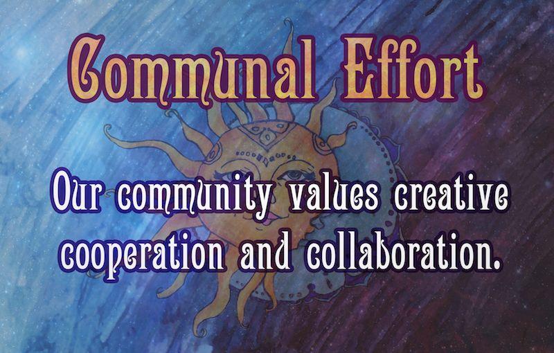 Communal Effort