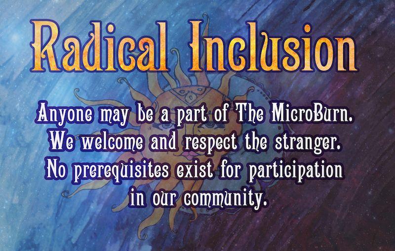 Radical Inclusion